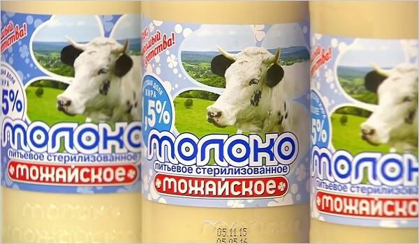 как выбрать можайское молоко