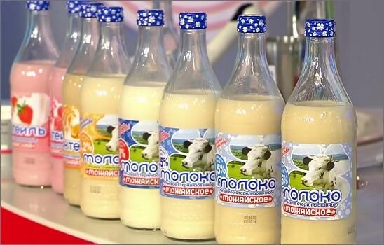 Можайское молоко. Бренды России
