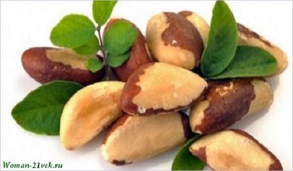свойства бразильских орехов