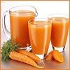 8 полезных свойств морковного сока для кожи и волос