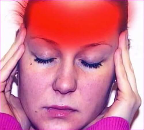 Симптомы боли напряжения