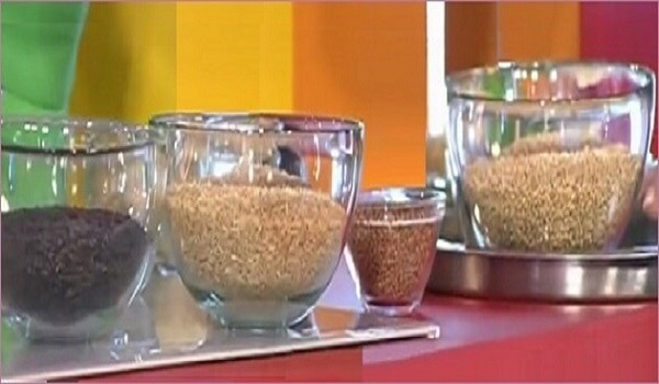 чёрный бурый рис