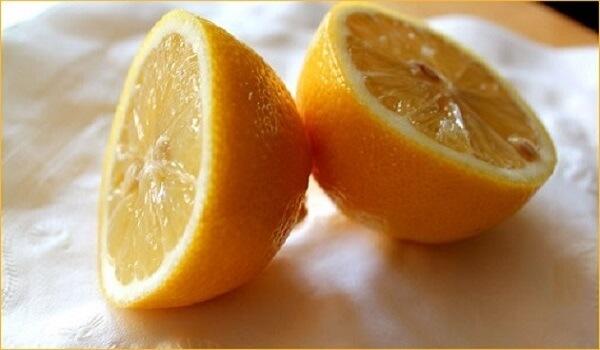 использование лимонов
