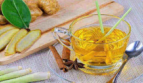 Лемонграсс чай