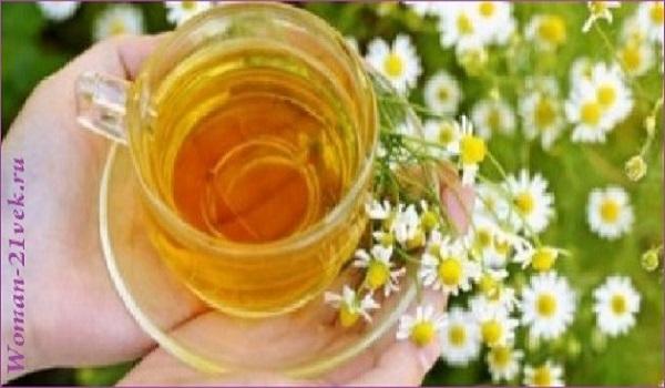 Ромашковый чай перед сном какова польза Вся правда